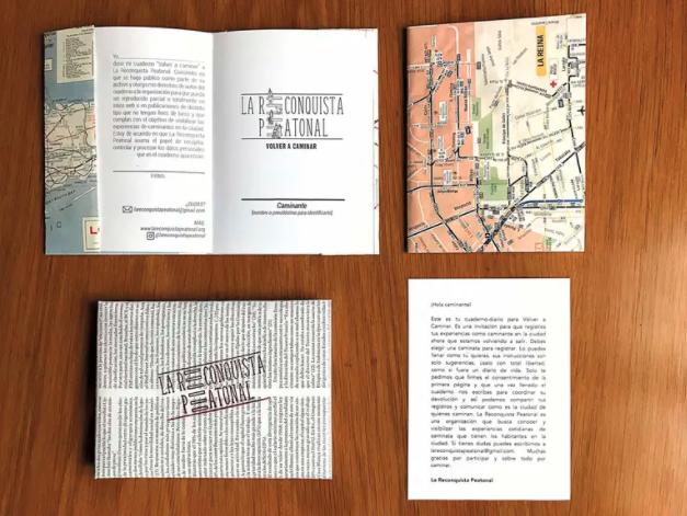La Reconquista Peatonal y su nuevo podcast con historias de caminatas urbanas